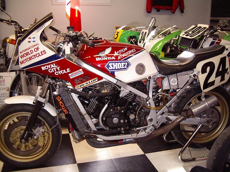 V4 Honda 80